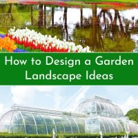How to Design a Garden Landscape Ideas