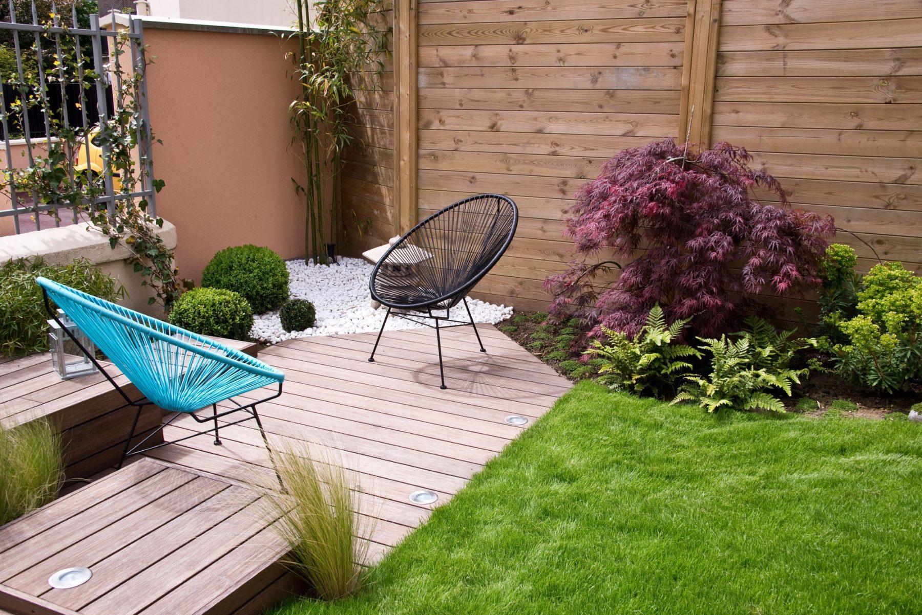 garden design ideas on a budget