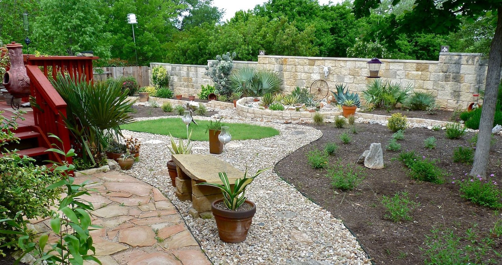 xeriscape landscaping design ideas