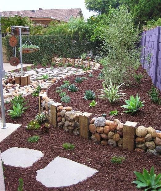 Diy Garden Edging Ideas
