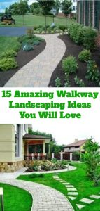 15 Amazing Walkway Landscaping Ideas You Will Love