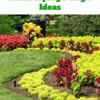 10 Amazing Gardening Landscaping Design Ideas