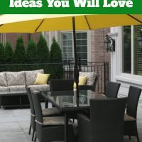 13 Amazing Backyard Decorating Ideas You Will Love